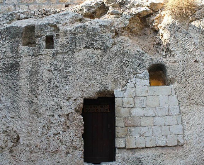 Как един мафиот търси Иисус из Светите земи